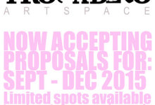 Accepting Proposals 2015